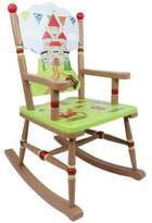 Teamson Knights & Dragons Rocking Chair