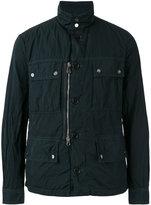 Peuterey multi-pockets down jacket - men - Polyamide/Feather Down - S