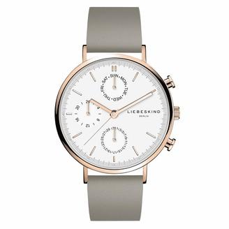 Liebeskind Berlin Women's Multi dial Quartz Watch LT-0196-LM