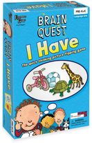 Brain Quest I Have: The Quick Thinking Picture Flipping Game