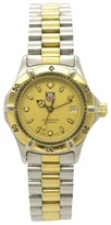 Tag Heuer 2000 Professional200 WE1420-R Gold Plated & Stainless Steel Date Quartz 28mm Women