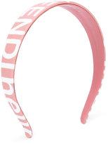 Fendi printed headband - kids - other fibers - One Size