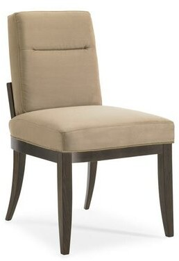 Artisan Upholstered Dining Chair Caracole Modern