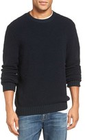Vince Men's Textured Crewneck Sweater