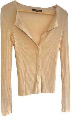 Gucci Beige Silk Knitwear for Women