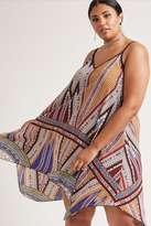 Forever 21 FOREVER 21+ Plus Size Handkerchief Dress