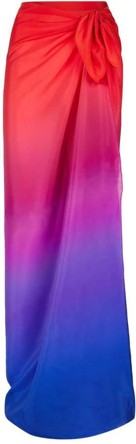 Gottex Ombre Silk Sarong