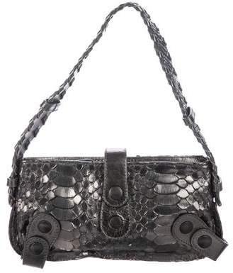 Chloé Python Shoulder Bag