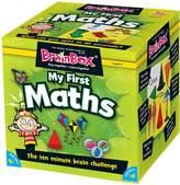 Brain Box Brainbox My First Maths