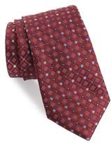 Nordstrom Coventry Check Silk Tie