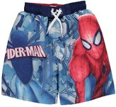 "Spiderman Little Boys' ""Iced Web"" Boardshorts"