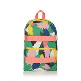 Stella McCartney KidsSki Girl Camouflage Print Backpack