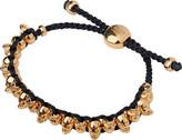 Links of London Rose gold Skull Friendship bracelet