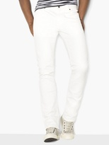 John Varvatos Bowery Cotton Stretch Jean