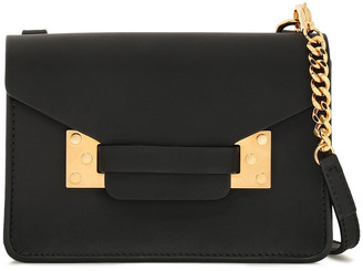 Sophie Hulme Milner Nano Matte-leather Shoulder Bag