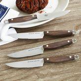 Sur La Table Chef Tim Love Texas Steak Knives, Set of Four