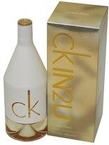 Calvin Klein In2u Perfume by for Women. Eau De Toilette Spray 5.0 Oz / 150 Ml.