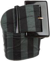 Gucci Striped Waist Belt