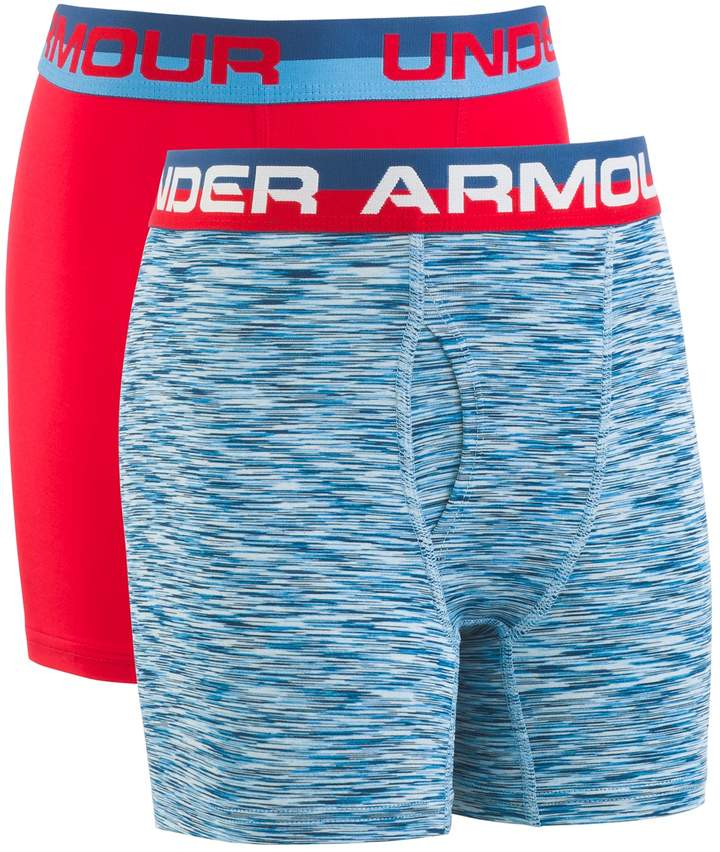 86a95a08c344a4 Under Armour Blue Boys' Underwear & Socks - ShopStyle