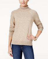 Karen Scott Petite Turtleneck Sweater, Only at Macy's
