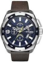 Diesel Men's Heavyweight Analog-Quartz Watch, 50mm x 56mm