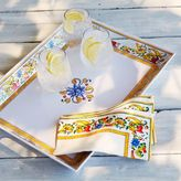 Sur La Table Floreale Serving Tray