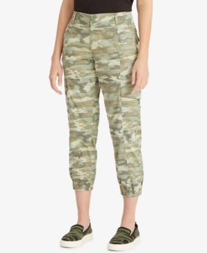 Sanctuary Rebel Camo-Print Pants