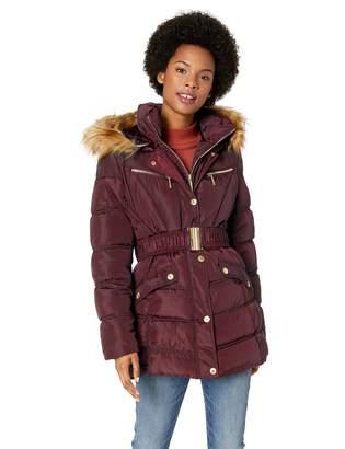 Rocawear Women's Fashion Bubble Jacket