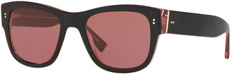 Dolce & Gabbana Men's Square Acetate Sunglasses
