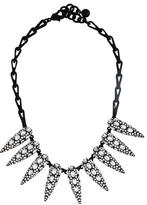 Lulu Frost Crystal Spike Necklace