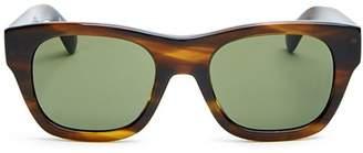 Oliver Peoples Unisex Keenan Square Sunglasses, 51mm