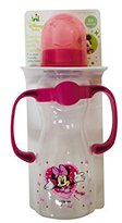 Disney Minnie Mouse Baby Bottle With Handles