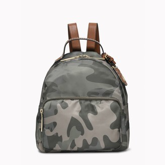Tommy Hilfiger Camo Dome Backpack
