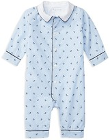 Ralph Lauren Infant Boys' Anchor Dobby Bodysuit - Sizes 3-12 Months