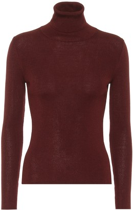 Salvatore Ferragamo Cashmere, wool and silk sweater