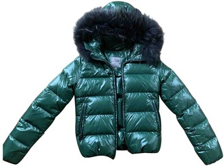 Duvetica Green Jacket for Women