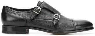 Moreschi classic monk shoes
