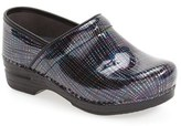 Dansko 'Pro XP' Patent Leather Clog (Women)
