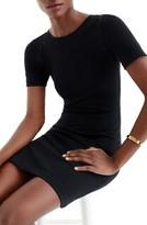 J.Crew Women's Cotton Knit Sheath Dress