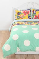 Urban Outfitters Plum & Bow Half Dot Sham - Set Of 2