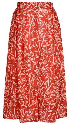 Roseanna Light long skirt