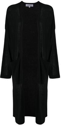 Enfold Cotton Linen Blend Cardigan