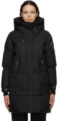 Mackage Black Down Inari Coat