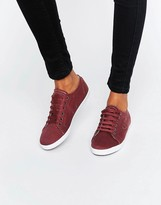 Fred Perry Kingston Twill Port Sneakers