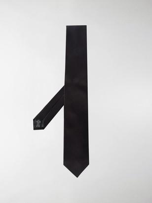 Ermenegildo Zegna Silk Satin Tie
