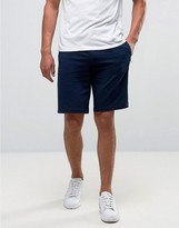 Armani Jeans Sweat Shorts Regular Fit In Navy