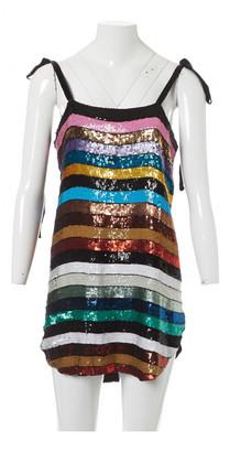 ATTICO Multicolour Viscose Dresses