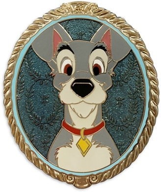Disney Tramp Portrait Pin Lady and the Tramp Limited Edition