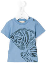 Gucci Kids zebra print T-shirt