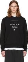 Perks And Mini Black psy-aktion Pullover